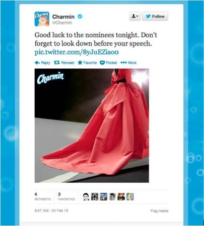charmin-oscar-nominee-tweet